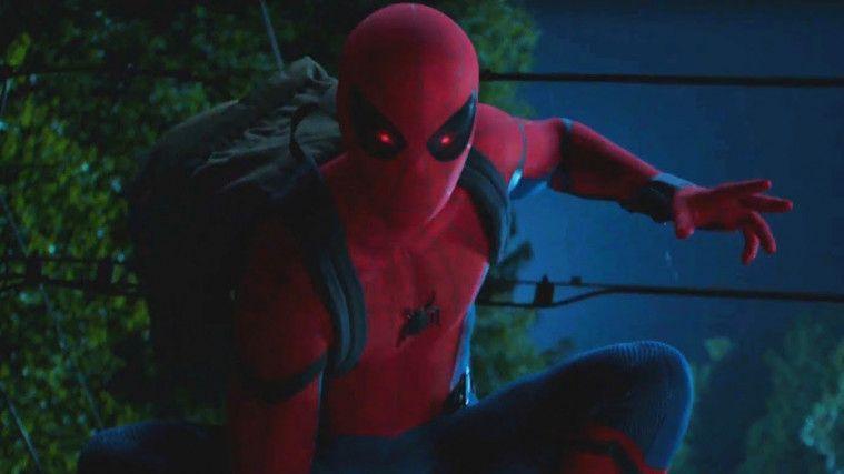 Kostum Canggih SpiderMan Insta-Kill