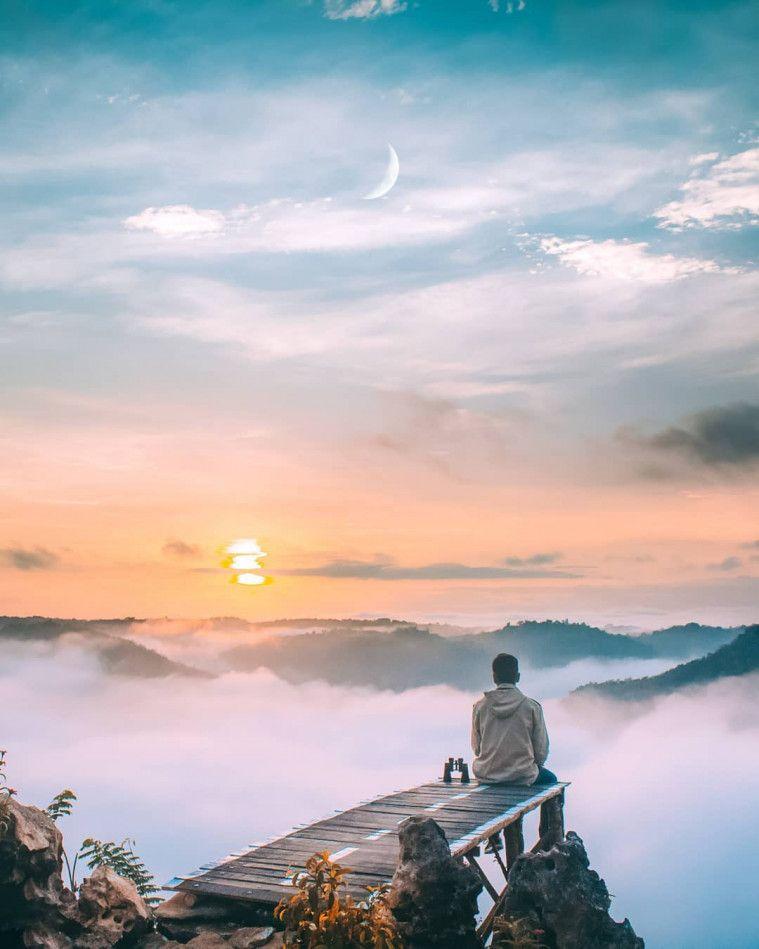 Spot Sunrise Di Jogja Yang Bisa Dinikmati Sehabis Sahur