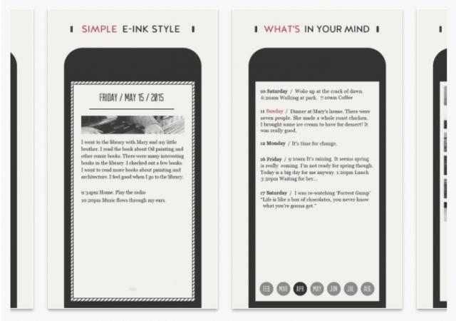 Aplikasi Diary dan Jurnal DayGram