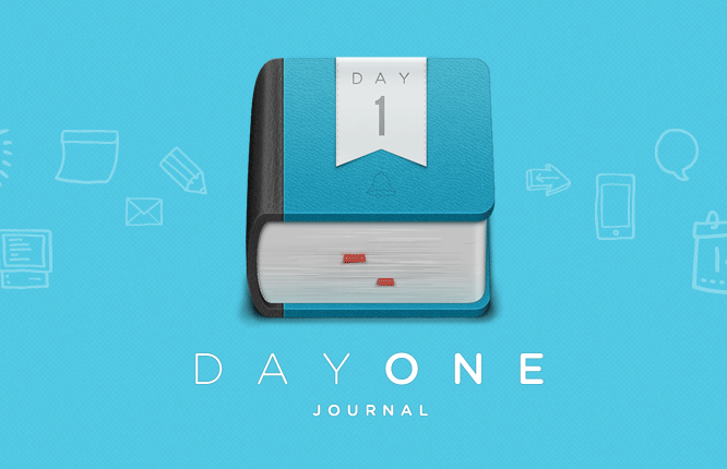 Aplikasi Diary dan Jurnal Day One