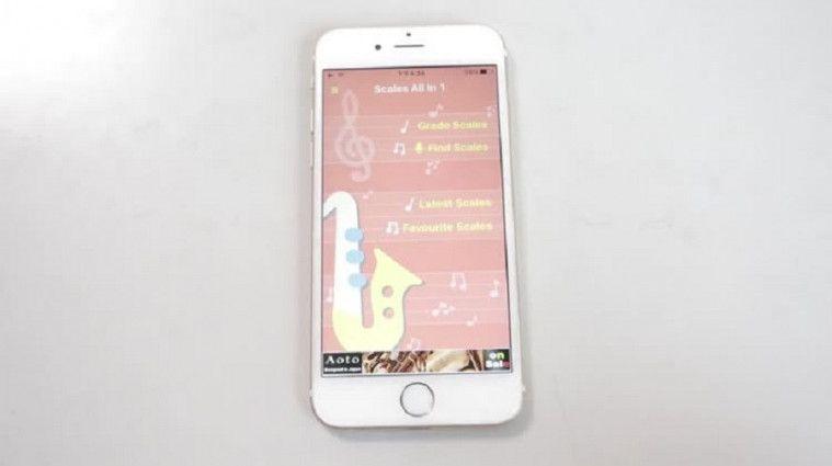 aplikasi alat musik