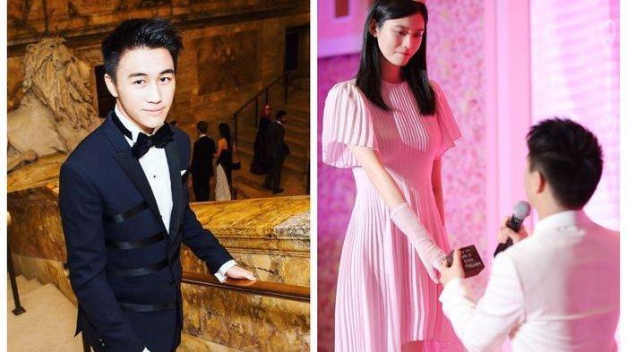Ming Xi menerima lamaran Mario Ho