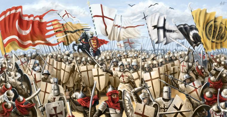 Kemenangan di Perang Salib