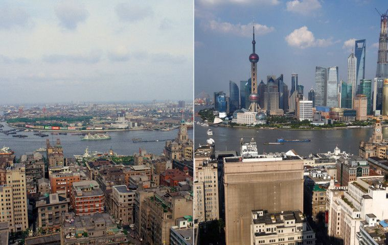 Hanya dalam waktu 3 tahun Tiongkok lebih unggul dari AS soal penggunaan semen
