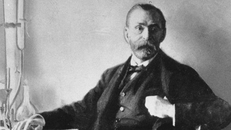 Penemu yang membenci penemuannya sendiri adalah Alfred Nobel
