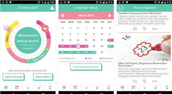Ulasan Menarik 4 Aplikasi Kalender Masa Subur Iphone Ragam Teknosia