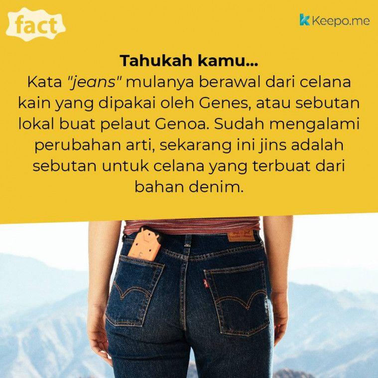 sejarah celana jeans
