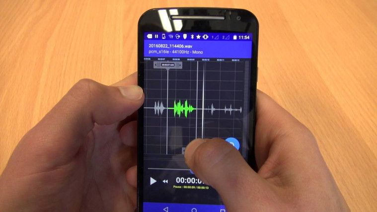 7 Aplikasi Perekam Suara Terbaik Di Android