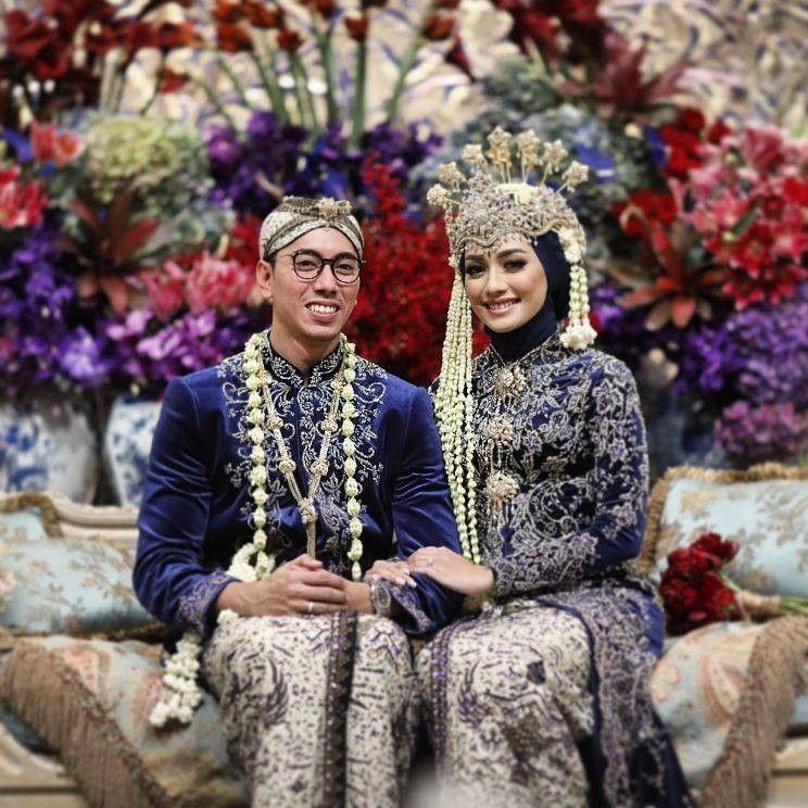 94 Foto Baju Adat Sunda Muslim Terbaik Modelbajuid