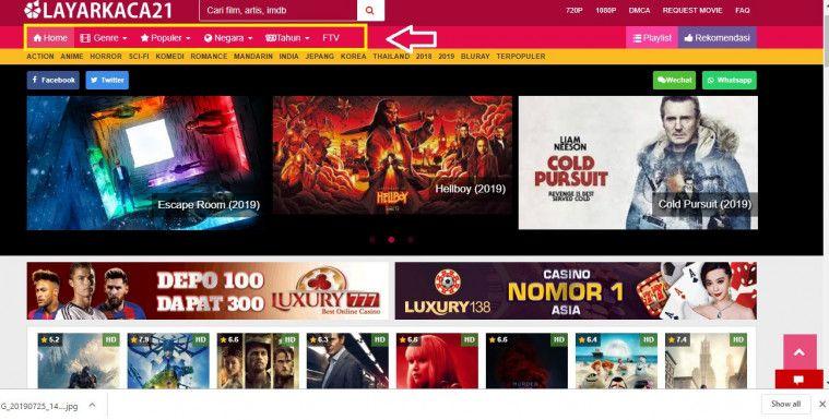 7 Cara Download Film Gratis Di Laptop Atau Pc