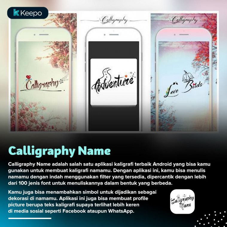 Aplikasi Kaligrafi Terbaik Untuk Android Dan Ios
