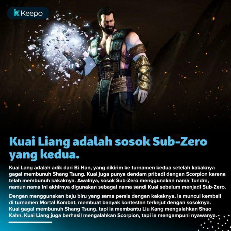 fakta sub-zero