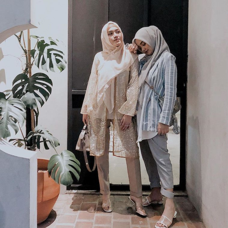 15 Tutorial Hijab Modis 2020 Yang Mudah Dicontoh
