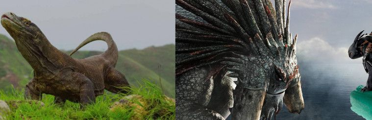 6 Hewan Mitologi Ini Mirip Banget Sama Hewan Asli Indonesia!