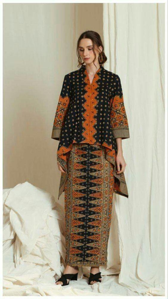 Model Baju Batik Ini Didesain Khusus Buat Anak Muda Kekinian
