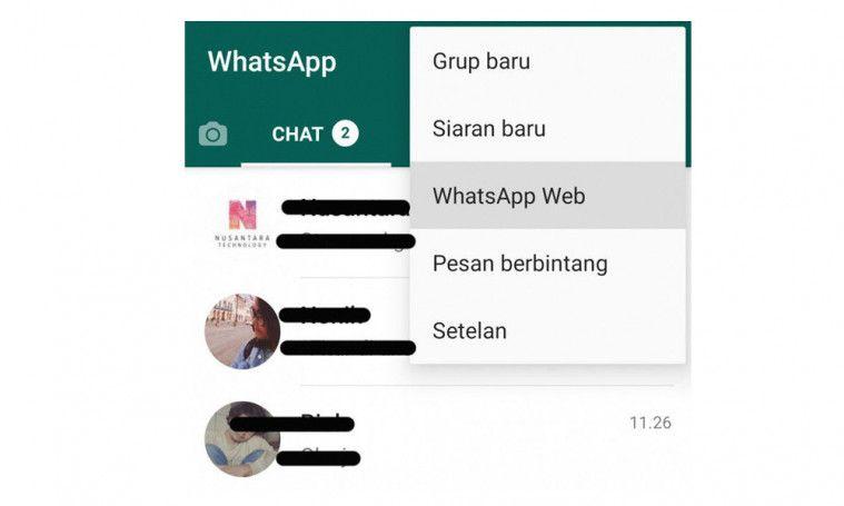cara hack whatsapp