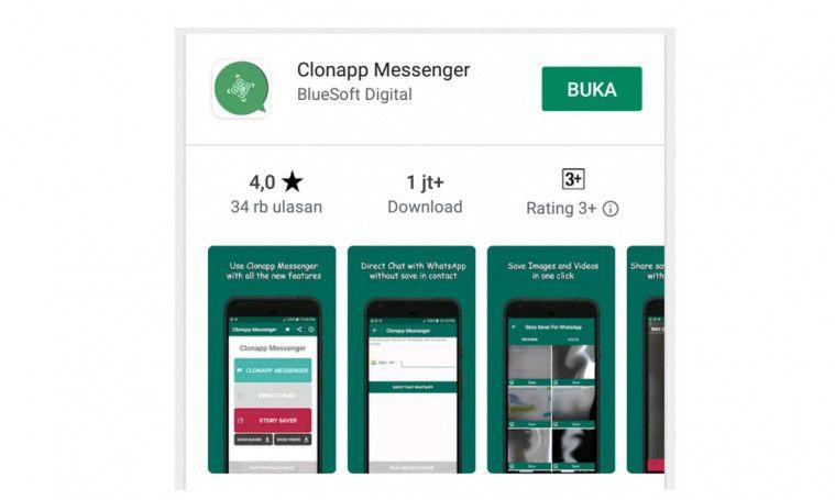 Aplikasi penyadap WA Indonesia