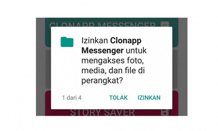Aplikasi penyadap wa iPhone