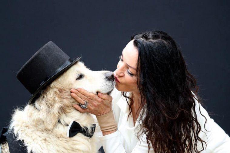 Image result for kahwin dengan anjing