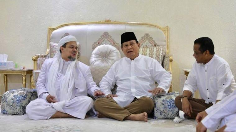 Habib Rizieq Tak Bisa Pulang, DPP FPI Akui Rindu