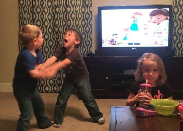 drama orangtua saat punya anak