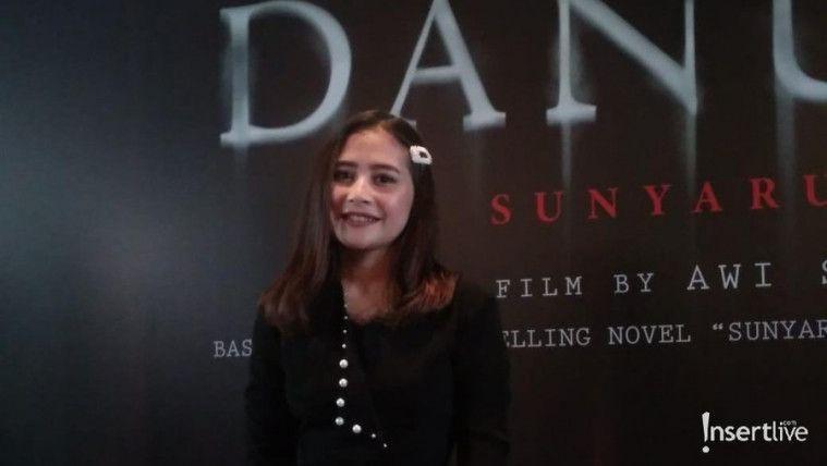 Demi Film, Prilly Latuconsina Rela Dirasuki Makhluk Gaib