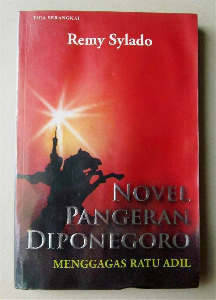 novel sejarah indonesia