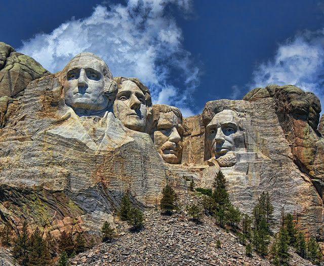 Bukit Rushmore