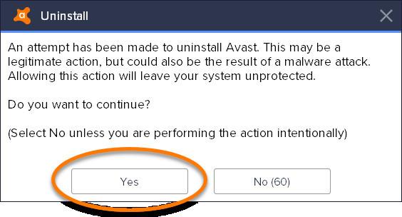 Cara Mematikan Antivirus Avast Di Windows