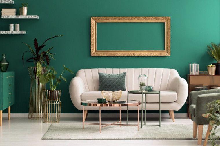 Kombinasi Warna Cat Rumah Hijau Tua  njurusdesain cat rumah warna hijau soft