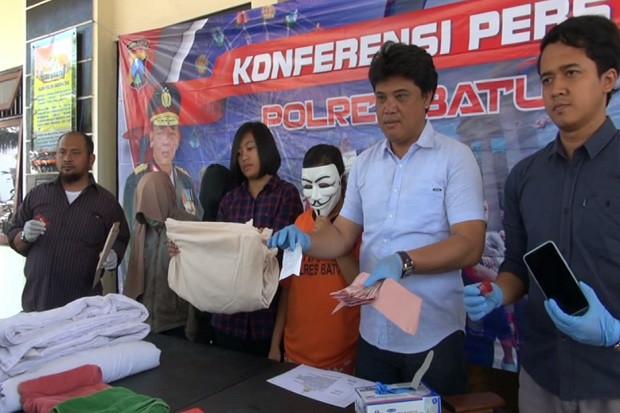 Remaja 18 Tahun Jadi Bos Prostitusi Online, Tarifnya Jutaan!