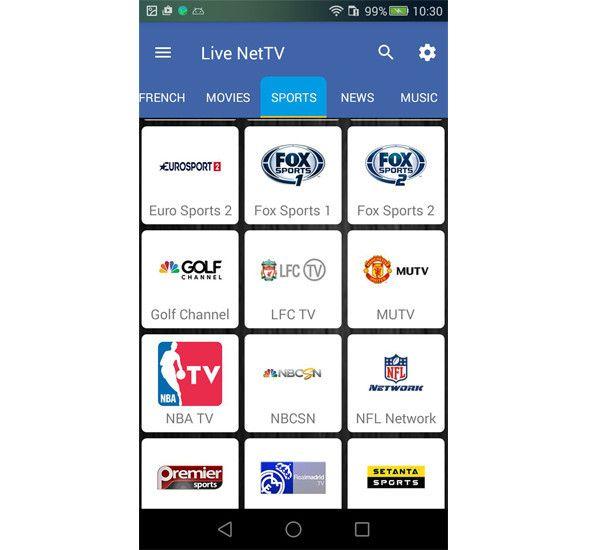 10 Aplikasi Nonton Live Streaming Bola Android Terbaik