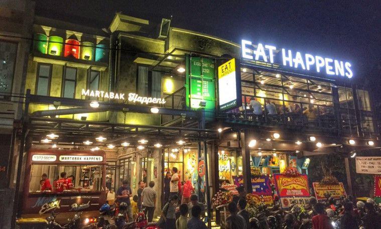 15 Tempat Nongkrong Dan Makan Enak Di Tebet