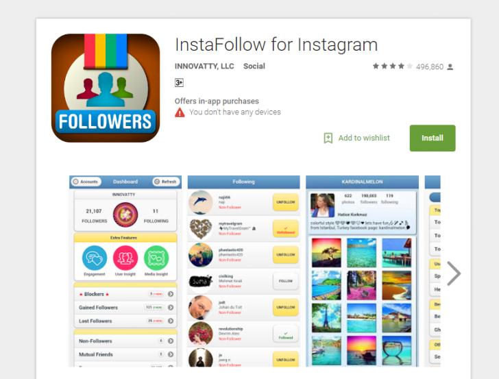 15 Aplikasi Penambah Followers Instagram Gratis 2021