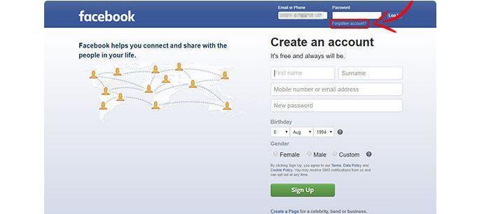 cara hack Facebook dengan fake login