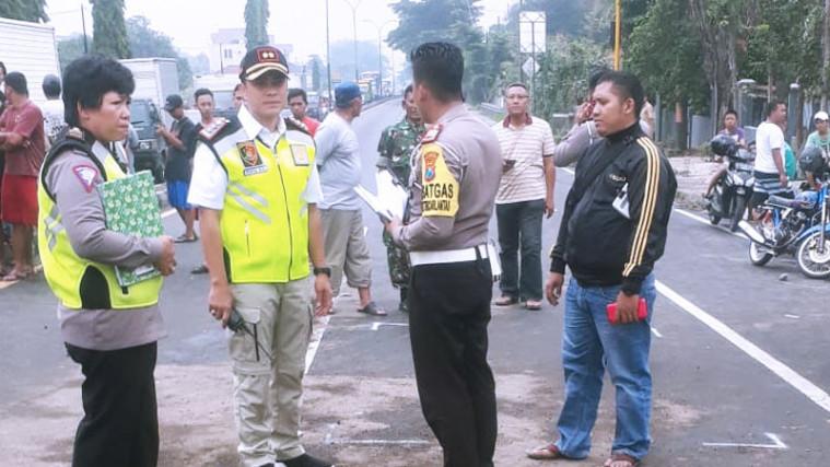 Image result for Kecelakaan Purwodadi 7 Orang Hingga Tewas,Polisi tetapkan sopir truk maut sebagai tersangka