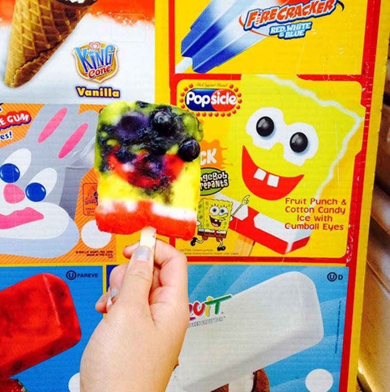 Ice Cream Spongebob