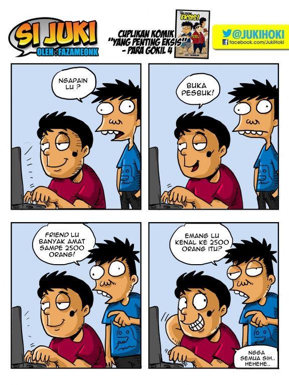 20 Komik Strip Lucu Yang Selalu Menghibur Pembaca