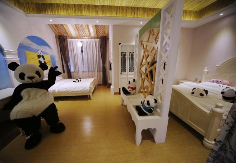 hotel teraneh