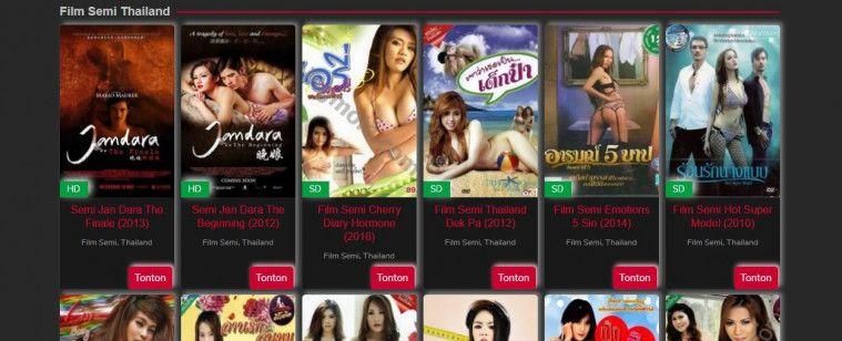 Situs Nonton Film Semi Thailand Terbaru 2020 Sub Indo