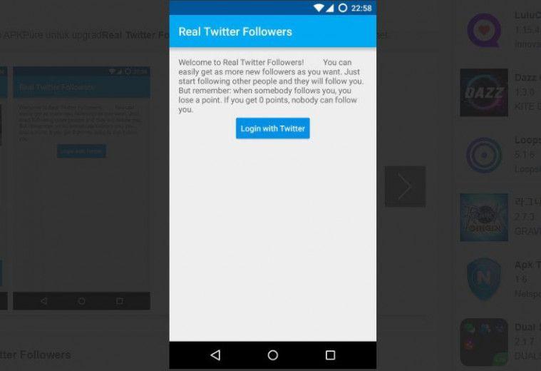 Aplikasi Untuk Menambah Followers Twitter Di Android Tipsandroid Id