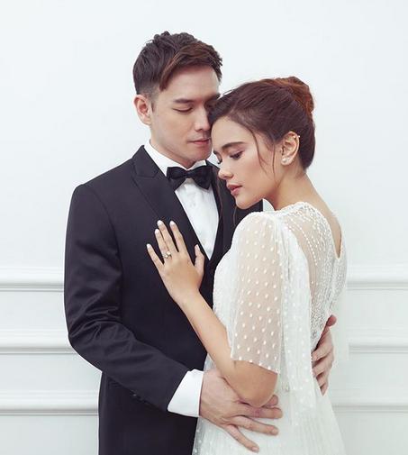 Audi Marissa dan Anthony Xie