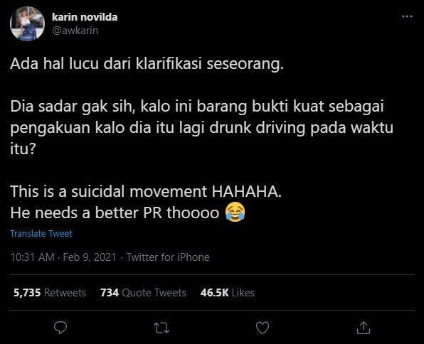 Tweet Awkarin