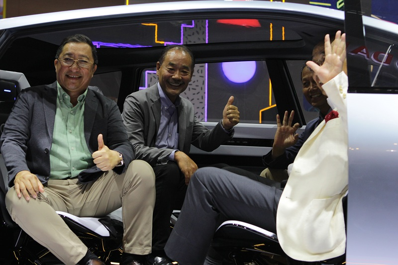 mobil, GIIAS, milenial, daihatsu