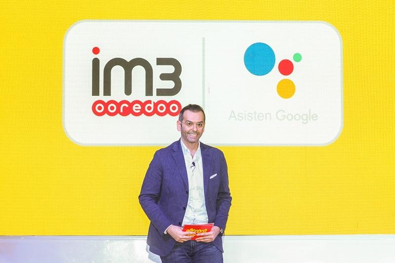 Google, teknologi, IM3 Ooredoo
